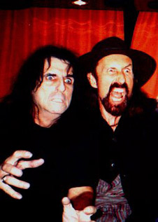 Photo of Arthur & Alice Cooper