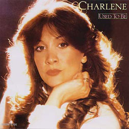 CD Cover from Charlene - Used to Be
